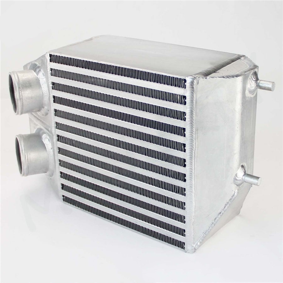 Twin 2 Rows Super Capacity Side Mount Intercooler for Renault 5 GT Turbo 85-91