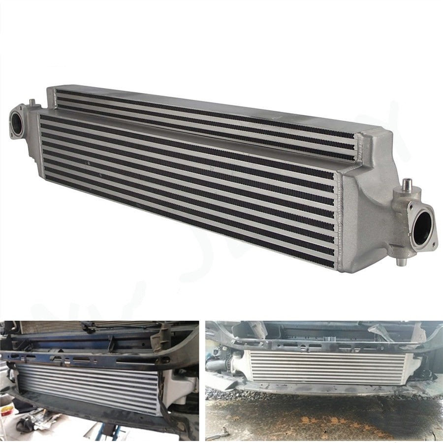 Bolt-On FMIC Front Mount Intercooler For 16-17 Honda Civic 1.5L Turbo