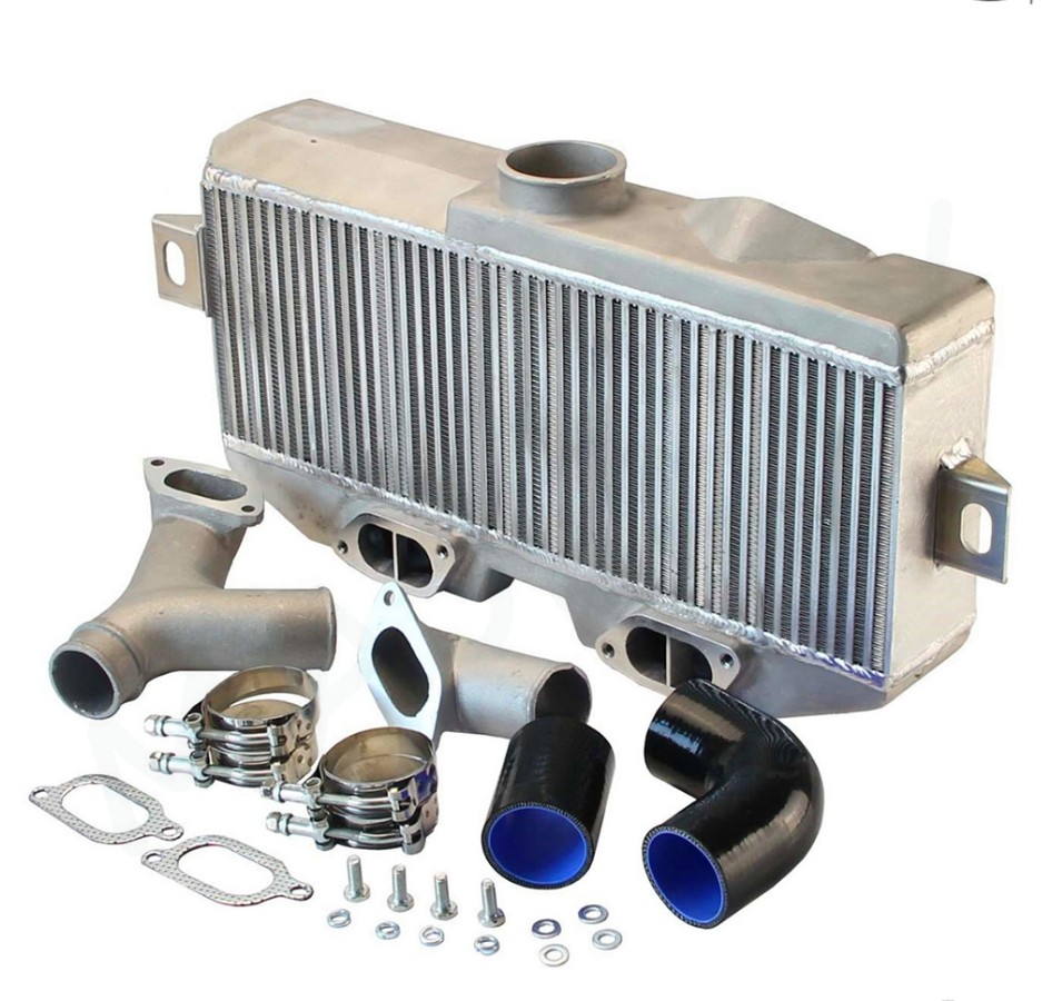 Top Mount Uprated Intercooler For Subaru Impreza WRX/STI GD 02-07