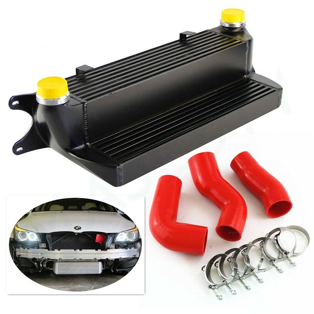 Intercooler Silicone Turbo EGR Hose Kit For BMW E60 E61 5 Series 530d 525d